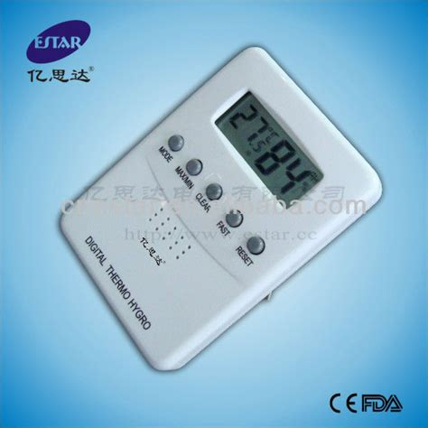 Thermometer For Room Temp by Digital Thermometer Hygrometer Server Room Thermometer