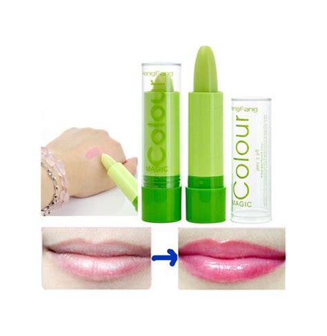 green color changing lipstick magic green color changing lip makeup lasting
