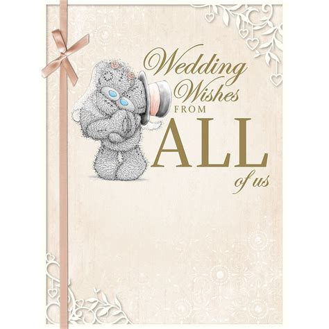 Wedding Congratulations And Groom by Me To You Wedding Cards Groom Husband