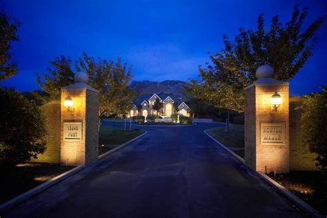 landscape lighting utah 187 landscape lighting pro of utah communie