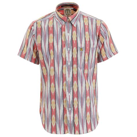 Ikat Shirt All Brands Mens Fashion Brands Mens Fashion With Free