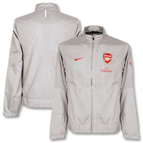 Jaket Silver Arsenal arsenal jacket