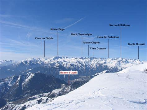 alpi marittime torino cima missun 2356 m