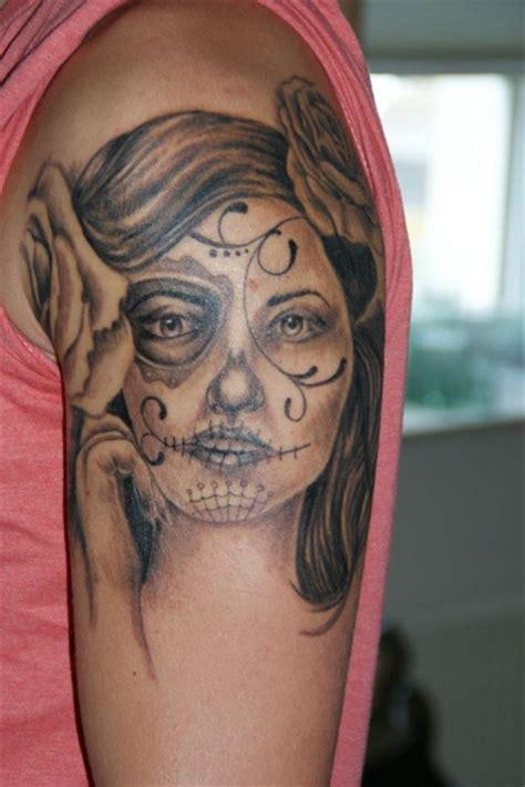 la catrina tatuajes imagui