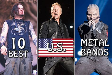 best metal bands 10 best american metal bands