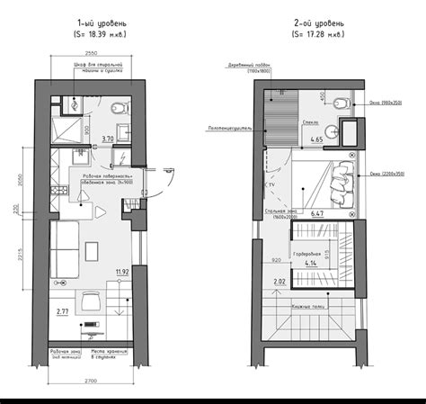 micro apartments floor plans small apartment with snug storage