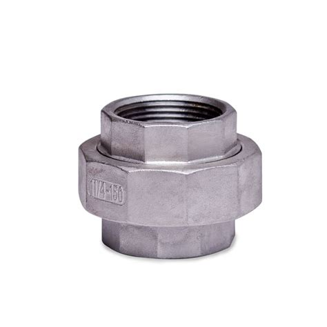 Water Mur 1 14 Union Socket 1 14 Sova Tebal Various Fitting Mfrs 304 Stainless Steel Union 1 25 Quot