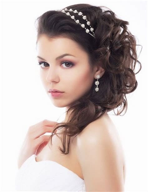 hairstyles for round face for wedding bridal hairstyles for round faces