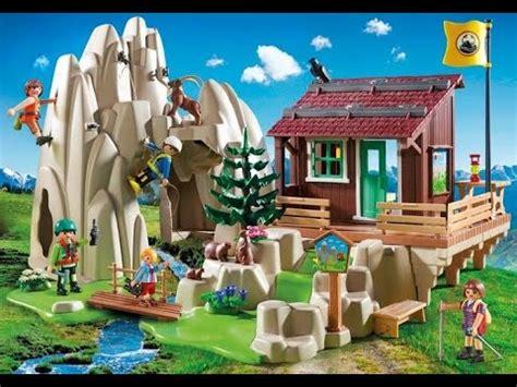 playmobil 2018 action maison playmobil des montagnes
