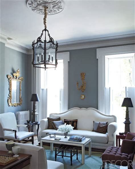 from elle decor living rooms pinterest christopher knight and carlos aponte s new jersey home