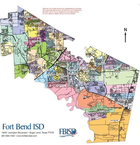 map of fort bend county sugar land tx schools highly fort bend isd and top