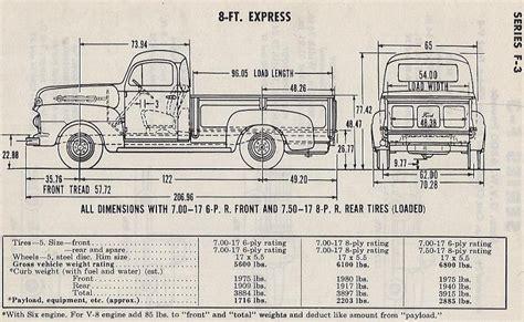 Truck Bed Dimensions by Half Ton Bed Dimensions Comparison Html Autos Weblog