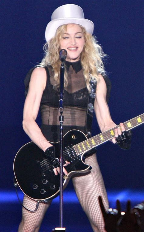 Madonnas Hm Collection Disappoints by Madonna Cuts Top Grossing Tour For Children S Sake