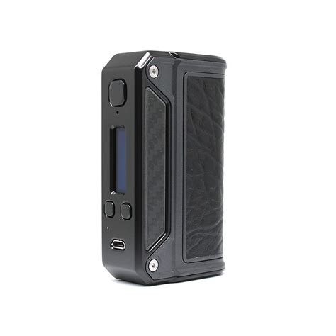 Therion Evolv Dna 200 Electrical Mod lost vape therion dna 166 temperature mods