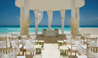 planning a home wedding all inclusive le blanc spa palace resort cancun mexico
