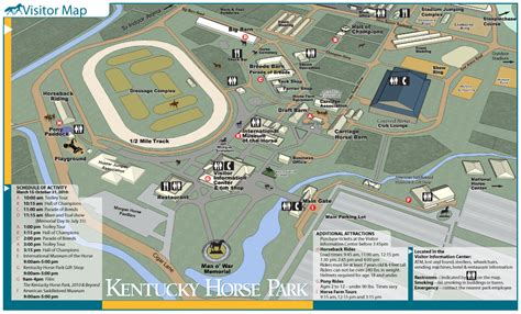 map kentucky park discover horses gt kentucky park