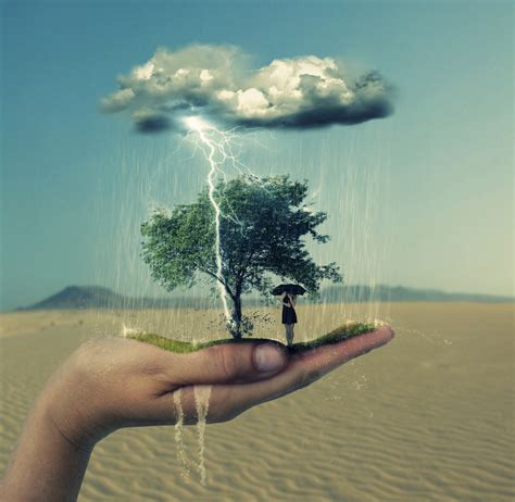 surrealism the worlds greatest peculiar storm by geeeo on