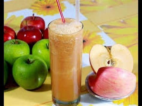 membuat jus mangga yg enak resep cara membuat jus apel yang enak dan segar youtube