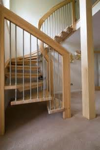 Staircase Designs by Open Staircase Design Tadley Hampshire Timber Stair