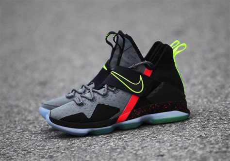 lebron 14 shoes nike lebron 14 out of nowhere release date sneaker bar