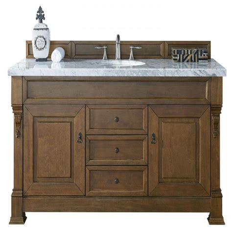 country vanity martin signature vanities brookfield 60 in w single