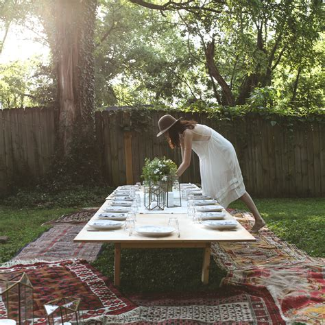 Backyard Dinner by Nashville Trip With Free A Magical Backyard Dinner