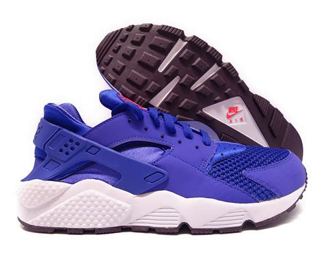 size 15 mens sneakers 318429 500 nike air huarache violet white mens sneakers