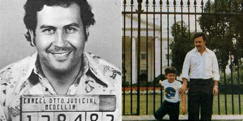 Most High Tech House 15 images of pablo escobar that ll give you the chills