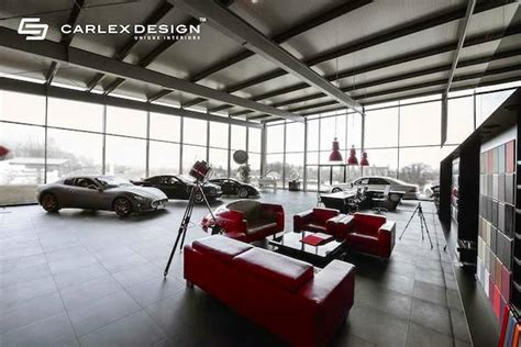 Upholstery News by Check Out Carlex Design S New Garage