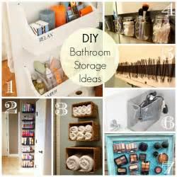Ideas with diy bathroom storage ideas also diy bathroom storage ideas