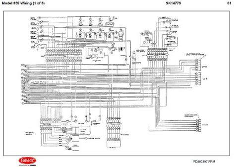 jake brake wiring diagram detroit diesel ddec ii engine electrical wiring diagrams
