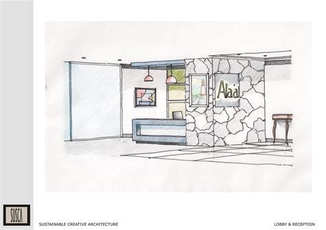 interior sketches by wendell pabilonia at coroflot