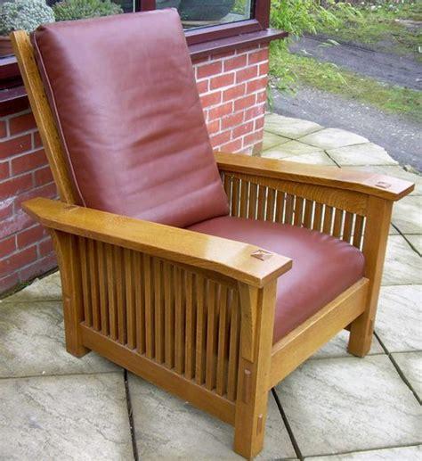 antique recliner chair antiques atlas a stickley reclining chair