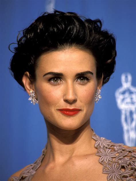 damy moore hair colour at home demi moore hair color hair colar and cut style