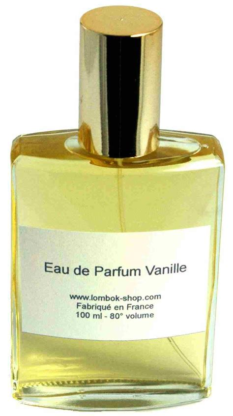 Eau De Parfum Shop eau de parfum vanille