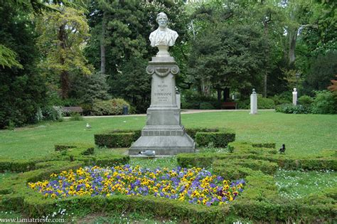 giardino pubblico trieste giardino pubblico iv i busti 1 la trieste