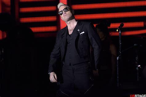 Calendario Robbie Williams 2015 Robbie Williams Le Foto Concerto Di Lucca 23