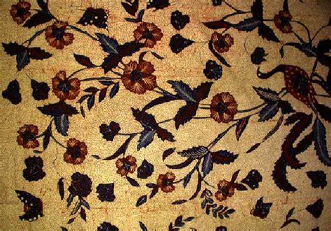 foto wallpaper batik batik bunga khas yogyakarta jawa tengah terbaru 2013