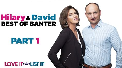 love it or list it best hilary and david banters youtube