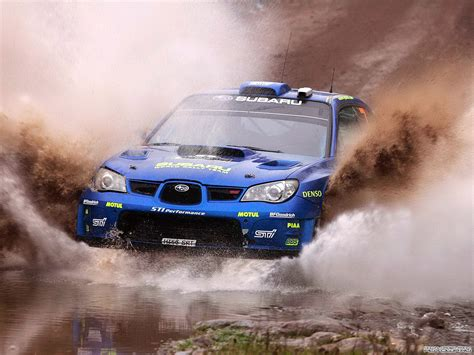 Subaru Water Dearly Departed When Subaru Left The Wrc Rant Ramblings