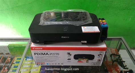 Printer Canon Ip2770 Surabaya tutorial cara mereset printer canon ip2770 terbaru dokter printer