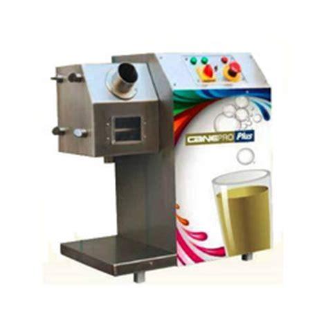 Dispenser Jus sugarcane juice extractor canepro ace sugarcane juice machine canepro from sgk industries