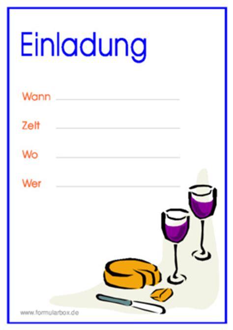 Muster Einladung Abendessen Einladung Zum Essen Vorlagen Und Muster Zum Downloaden