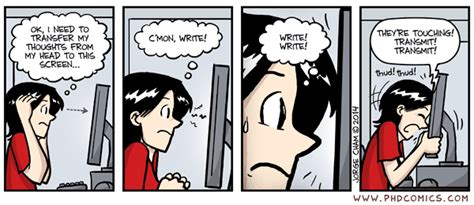 Phd Comics Literature Review by Commiserations The Struggle Of Writing And How To Keep Going Called By Name