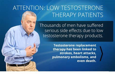 low testosterone lawsuit