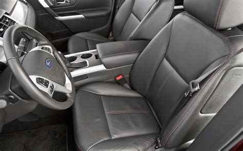 2012 Ford Edge Interior by 2012 Ford Edge Sel Ecoboost Interior Seats 2 Photo 8