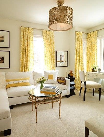 Yellow Gold Living Room by Yellow Gold And White Living Room This Is So