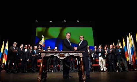 se firmo el acuerdo de uom 2016 se firm 243 el acuerdo de paz en colombia