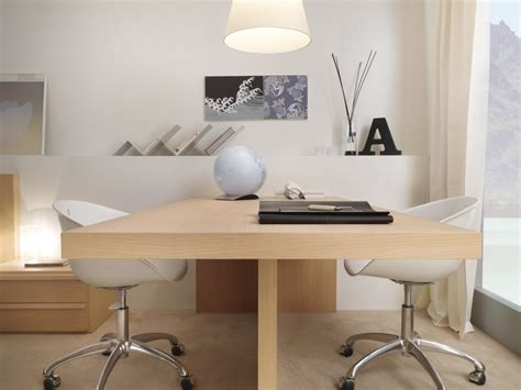Dual Office Desk dual user desk interior design ideas