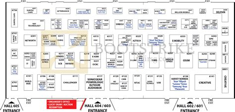 suntec city mall floor plan floor plan map level 6 suntec it show 2015 it show 2015